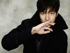 Lee Min Ho is remarkably handsome in newest GUESS pictorial (2014)