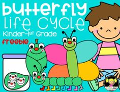 My Butterfly Lifecycle Sequencing Freebie packet will help your little learners develop an understanding of life cycles...growing and changing with butterflies! This activity will engage your students and make learning fun. You can use these activities in a small group setting, whole group, with partners, or