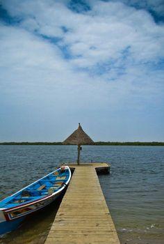 Senegal, Somone Beach