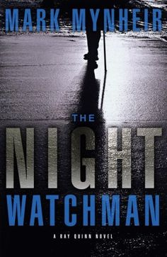 The Night Watchman (A Ray Quinn Mystery) by Mark Mynheir. A 2010 Christy Award finalist. Medically retired with a painful handicap, Ray Quinn battles the haunting guilt for his partner's death. Numbing the pain with alcohol and attitude, Ray takes a job as a night watchman at a swanky Orlando condo. But when a pastor and an exotic dancer are found dead in one of the condos in an apparent murder-suicide, Ray can no longer linger in the shadows.