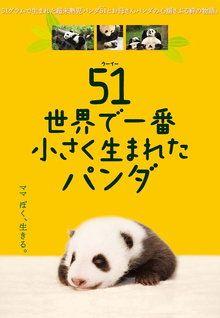 51 (ウーイー) 世界で一番小さく生まれたパンダ (2012)