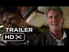 Star Wars: Episode VII - The Force Awakens Official Teaser Trailer #2 (2015) - Star Wars Movie HD - YouTube