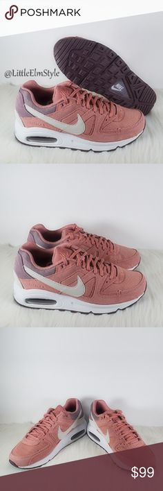 new product ad467 bce76 NWT Nike Air Max Command Stardust Pink Brand New Smoke Free. Never worn  with tags