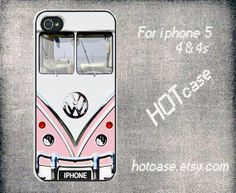 vw bus iPhone 5c Case mini bus iPhone 5s caseiPhone 5c by giftbest, $6.99