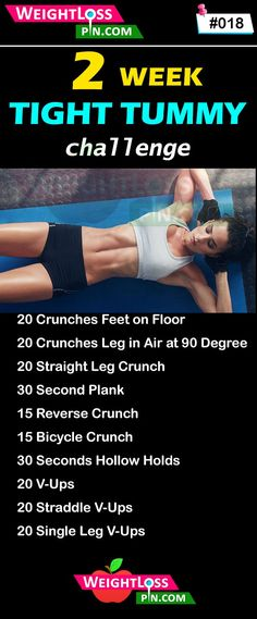 Get flat tummy in 2 weeks. Try this 2 week flat tummy workouts challenge Get flat tummy in 2 weeks. Try this 2 week flat tummy workouts challenge Fitness Workouts, Fitness Tips, Belly Workouts, Fitness Humor, Training Workouts, Fitness Tracker, Fitness Quotes, Fitness Logo, Fitness Nutrition