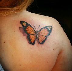 Cute Lil butterfly!