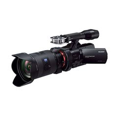 Sony Camcorder Model_No: NEX-VG30 >> Sensor Resolution 2592 x 2192 delivering 2.5k resolution >> INR 137990 >> #Bizsurface #Sony #Camcorder