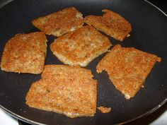 How to Cook Scrapple – Vermont Farm Heart Amish Recipes, Dutch Recipes, Pork Recipes, Great Recipes, Cooking Recipes, Favorite Recipes, Pork Meals, Breakfast Time