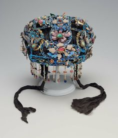 Headdress Qing Dynasty