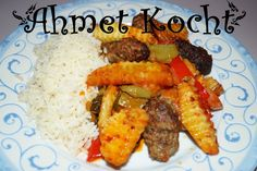 Rezept: Izmir Köfte - AhmetKocht - Folge 68