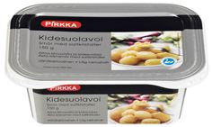 Pirkka-kidesuolavoi on kiteinen, voimakkaasti suolattu voi, joka sopii herkutteluun esim. uusien perunoiden ja vihannesten kanssa sekä levitteeksi leivän päälle. Tuote sisältää aitoa kirnuvoita ja kidesuolaa ja se on vähälaktoosinen. Tuotteella on Hyvää Suomesta -merkki.