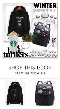 """""""Shein 1"""" by amra-f ❤ liked on Polyvore featuring WithChic and shein"""