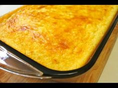 Southern Corn Pudding Recipe - How to make corn pudding- I Heart Recipes