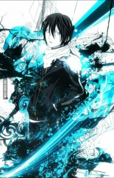 Such a good anime <3 (Noragami)
