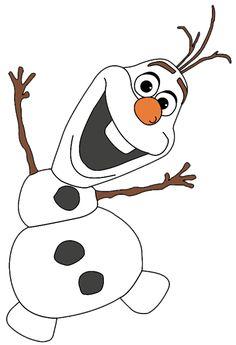 Image de olaf maquillages pinterest neige olaf et - Bonhomme de neige olaf ...