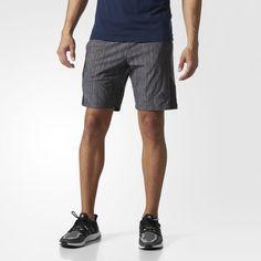 adidas - Vertical Heathered Shorts $28.00