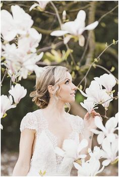 Spring Blossoms | Camilla Anchisi Photography | see more at http://fabyoubliss.com