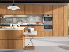 Athens RTA Modern Kitchen Cabinets