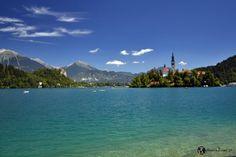 Jezioro Bled, wąwóz Vintgar i okolice - Slovenia, Mountains, Nature, Travel, Naturaleza, Viajes, Destinations, Traveling, Trips