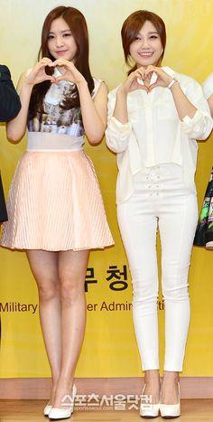 Apink Naeun&Eunji