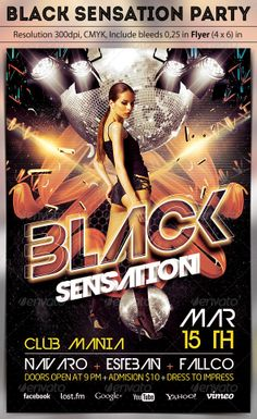 Black Sensation Party