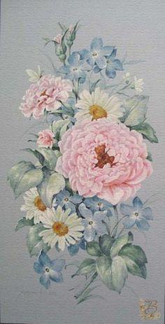 Gallery.ru / Фото #37 - Учусь вышивать лентами ... - veronik