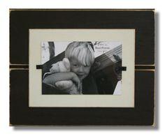 Wood Frame 9 x 11 beadboard style pine frame by beachframesshop