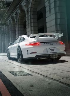 For hever and ever. Porsche 911 GT3 Fuck electric.