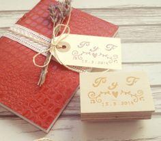 Sello personalizado para bodas bonitas, Bodas, Detalles de boda