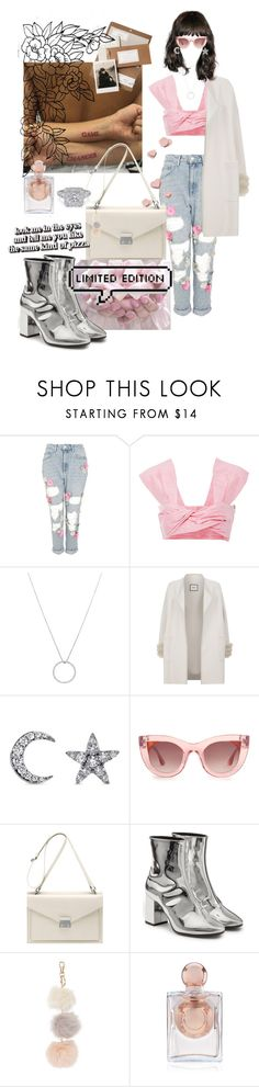 """LOL"" by floo-carriillo ❤ liked on Polyvore featuring Topshop, Paper London, Roberto Coin, Max & Moi, Khai Khai, Thierry Lasry, Mulberry, Aime, Balenciaga and La Perla"