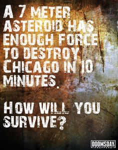 Doomsday Preppers: Doomsday Survival App by Kris Kish, via Behance