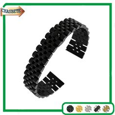 Stainless Steel Watch Band for Diesel 20mm 22mm Men Women Metal Strap Belt Wrist Loop Bracelet Black Silver   Spring Bar   Tool