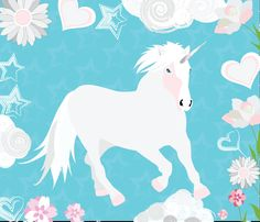 Unicorn Horse clipart Graphics High Resolution Graphic Digital Clip Art Scrapbooking Greeting by PrettyDigiDesigns on Etsy