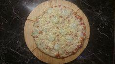 rizsliszttel készült gluténmentes pizza