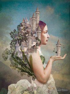 My Home is my Castle by Catrin Welz-Stein