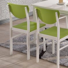 KB Furniture D99 Wood Dining Side Chairs (Set of 4) | Lowe's Canada