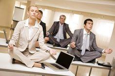 Juegos, yoga y arte, en busca de combatir el estrés laboral. Especial para preparar MARZ...O