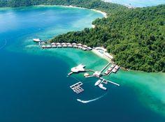 Gayana Eco Resort, Sabah