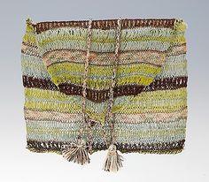 Ca. 1785 British Silk Purse