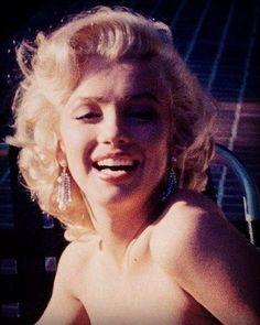 Marilyn, una mujer preciosa, encantadora, maravillosa...