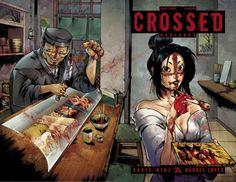 Crossed Badlands #72