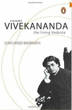 Swami Vivekananda book at affordable price. Chaturvedi Badrinath  written this book. Vivekananda came to be regarded as the patriot-saint of modern India. The Living Vedanta offers an unforgettable insight into the life. Like reading this book , you feel like you meet him. The Inspirational & motivational book for all.