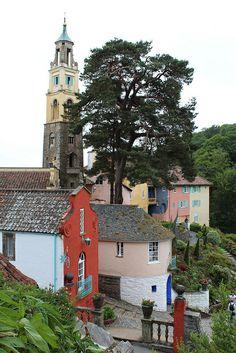 Port Meirion Village
