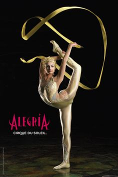 "Cirque du Soleil ""Alegria"""