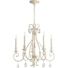 Hey Look What I found at Lighting New York Quorum Ansley 5 Light 24 inch Persian White Chandelier Ceiling Light Candle Chandelier, 5 Light Chandelier, Candelabra Bulbs, Room Lights, Ceiling Lights, Hanging Lights, French Country Chandelier, French Country Lighting, San Miguel