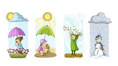 estações do ano - Pesquisa Google