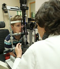 Pediatric patient had vision-saving surgery as newborn  Teddy Reynolds was born with congenital cataracts in both eyes. They were removed when he was a newborn by his UC Davis ophthalmologist and he now has normal vision.