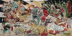 Kawanabe Kyōsai (河鍋 暁斎, May 18, 1831–April 26, 1889
