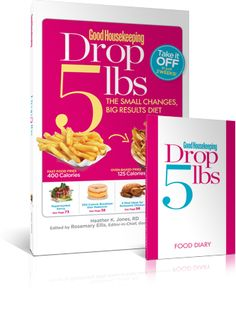 Drop 5 lbs: the breakthrough book from the editors of Good Housekeeping