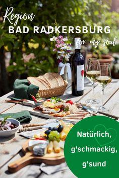 Land und Leute genussvoll kennenlernen #regionbadradkersburg #radfahren #buschenschank